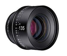 Rokinon XEEN 135mm T2.2 Professional Cine Lens for Sony E Mount - XN135-NEX