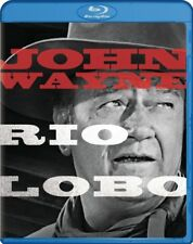 Rio Lobo [New Blu-ray] Ac-3/Dolby Digital, Dolby, Dubbed, Mono Sound, Subtitle