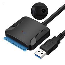 LN_ USB 3.0 to IDE SATA S-ATA 2.5 3.5 HD HDD Hard Drive Adapter Converter Cabl