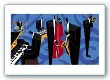 Concerted Effort Darryl Daniels African American Art Print 8x13