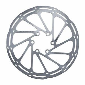 SRAM Bike / Cycle / Cycling Six Bolt Rounded Centerline Brake Disc / Rotor