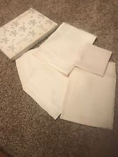 Vintage Handkerchiefs Lot Of 5