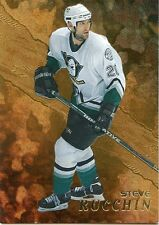 98-99 BE A PLAYER BAP GOLD #151 STEVE RUCCHIN MIGHTY DUCKS *33007