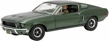Greenlight Colletibles Bullitt 1968 Ford Mustang GT Fastbak Vehile with Cars ...