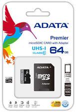 ADATA microSDXC Kamera-Speicherkarten