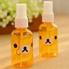Popular 30ml Cartoon Cute Bear Skin Replenishment Perfume Portable Spray Bottle