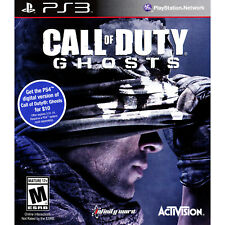 Call of Duty: Ghosts PS3 PlayStation 3 - Brand New Factory Sealed