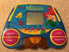 The Little Mermaid Ariel 1997 Handheld Game Portable Tiger Electronics Working