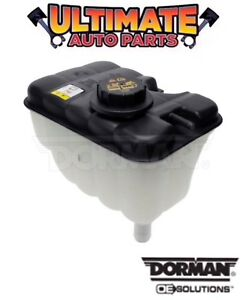 Coolant Overflow Reservoir Bottle Tank w/Cap for 98-11 Ford Crown Vic Victoria