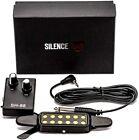 Silenceban Magnetic Soundhole Acoustic Guitar Pickup humbucker Transducer *NEW*