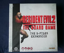 Resident Evil 2 - The Board Game. The B-Files Expansion