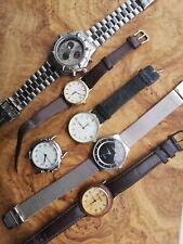 Job lot 15 Ladies & Gents Watches spares or repair