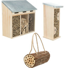 TRIXIE Insektenhotel Bienenhotel Nist- und Überwinterungshilfe für Nützlinge