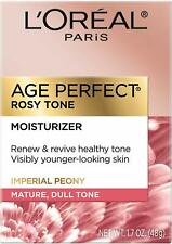 LOreal Paris Skin Care Age Perfect Cell Renewal Rosy Tone Moisturizer 1.7 oz