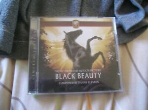Danny Elfman Black Beauty[Audio CD] Lala Land expanded edition OOP