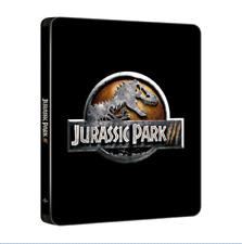 Jurassic Park III - 4K UHD (4K Ultra HD + Blu-ray) Limited Edition Steelbook