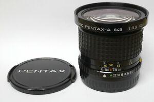 SMC Pentax-A 645 3,5 / 35 mm Objektiv für Pentax 645
