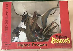 Hydra Dragon McFarlane Dragons  Fall of the Dragon Kingdom New in Box