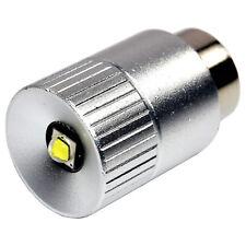 HQRP Ultra Bright 300Lm High Power 3W LED Bulb for Maglite 3-6D 3-6C Flashlights