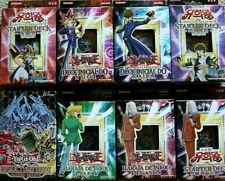 Yu-Gi-Oh! Starter Deck Kaiba Yugi Joey Pegasus 1st Edition Sealed MINT Lot of 8