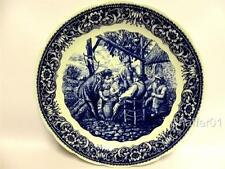Earthenware 1940-1959 Blue & White Transfer Ware Pottery