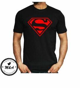 Superman Logo T-Shirt Design