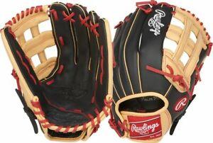 "Rawlings Select Pro Lite Fielding Glove (12"") SPL120BH - LHT Left Hand Thrower"