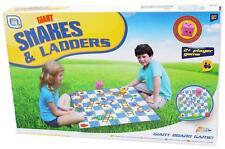 E87318 Grafix Giant Snakes & Ladders 3518
