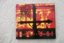 NOX INTEMPESTA Damnanus Dominum DIGIPACK CD ORG. 1999 Folter Records Germany