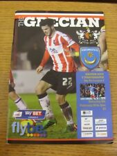 08/02/2014 Exeter City v Portsmouth  . Thanks for viewing this item offered to y