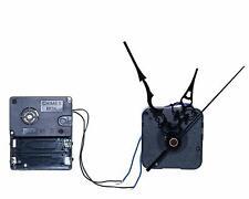 Trigger Quartz Clock Movement Mechanism W/ Chime Box 3 Hands Diy Kit Long Parts