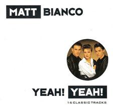 Matt Bianco – Yeah! Yeah! CD O
