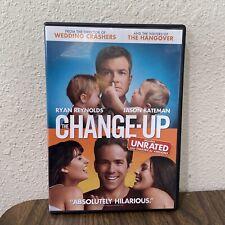 The Change-up DVD Ryan Reynolds NEW