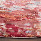 Valencia Multi 7 Ft. X 7 Ft. round Floral Area Rug