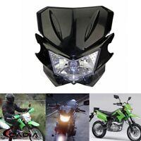 Motocross Enduro Dirt Bike Headlight Lamp Fairing For Yamaha Honda WR450F YZ250F