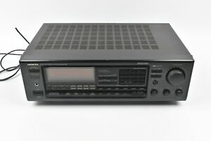 Onkyo amplifier Tx 906 Quartz Synthesized Tuner Dolby Surround  NO Remote