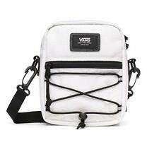 Vans Bail Crossbody Bag (White)