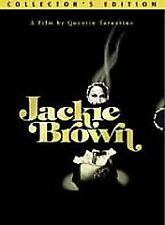 Jackie Brown (DVD, 2002, 2-Disc Set, Collectors Edition) new sealed unopened