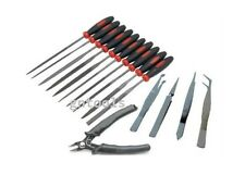 SET A Craft Model Hobby Tools Suit Airfix Hornby Includes Train Track Cutters