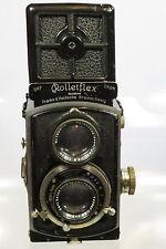 Baby Rolleiflex 4x4 Model 4Rf 421 mit Compur Rapid Tessar 2.8/6cm PR081