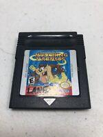 Tazmanian Devil Munching Madness Nintendo Game Boy Color Video Game Cart