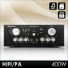 HIFI MINI RECEIVER VERSTÄRKER USB SD MP3 PLAYER RADIO