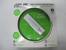 ASUS USB DVB-T Card MODEL : U3100 Mini  - OLD SCHOOL HARDWARE FF