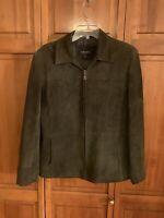 Nordstrom Bernardo Women's Genuine Leather Jacket Size Large