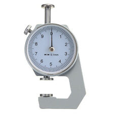 Leather Thickness Metal Gauge Tester Measure Leathercraft Mechanical Tool Craft.