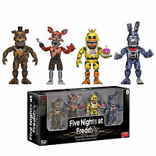 Funko Five Nights at Freddy's 4 Pack Set Three Vinyl Figures NEW Toys IN STOCK