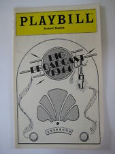 1979 Big Broadcast of 1944 PLAYBILL Harry James Hildegarde Ink Spots Pied Pipers