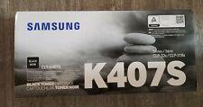 Samsung K407S Black Toner Cartridge