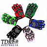 YOUTH/PEEWEE MX MOTOCROSS MOTORBIKE RACING GLOVES ATV/QUAD/DIRT/PIT BIKES KIDS
