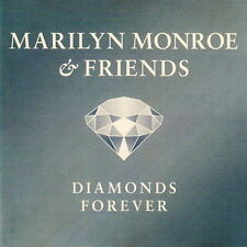 Marilyn Monroe & Friends Diamonds Forever 2007 Impulse TCM CD Album